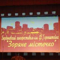 Бердичевский кинофестиваль им. Ф. Горенштейна «Звездный городок»