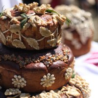 Праздник хлеба во Львове