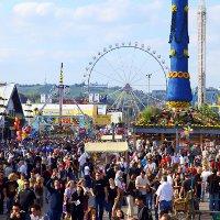 Каннштаттер Фольксфест — осенний фестиваль пива в Штутгарте