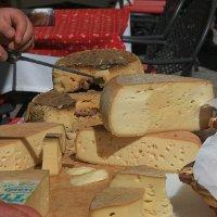 Фестиваль сыра и брынзы в Винниках
