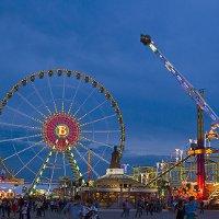 Фрюлингфест — весенний фестиваль пива в Штутгарте