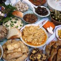 Гастрономический фестиваль «Волоські страви»