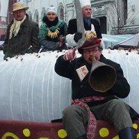 Казюк — ярмарка народных промыслов в Литве