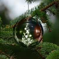 Рождественская ярмарка в Эдинбурге