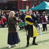 Средневековая ярмарка в Стокгольме
