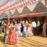 Севильская апрельская ярмарка