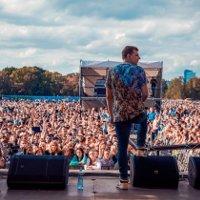 Фестиваль «Большой рэп» в Москве