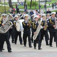 Фестиваль духовых оркестров «Весенняя Одесса»