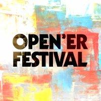Музыкальный фестиваль Open'er Festival