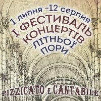 Фестиваль концертов летней поры, или Pizzicato e Cantabile
