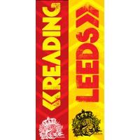 Фестивали в Рединге и Лидсе