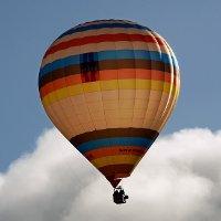 Воздухоплавательный фестиваль «Монгольфьерия»