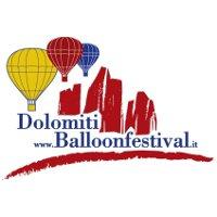 Фестиваль воздушных шаров в Доломитах