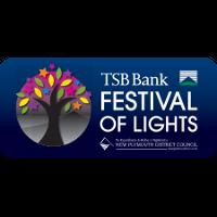 Фестиваль света в Нью-Плимуте