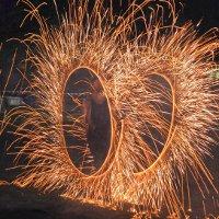Фестиваль огненного искусства Fire Life Fest