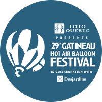 Фестиваль воздушных шаров в Гатино