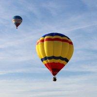 Фестиваль воздухоплавания «Золотая омега»