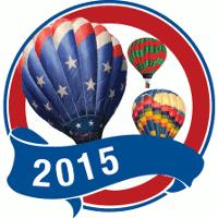 Фестиваль воздушных шаров Great Midwest Balloon Fest