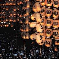 Канто-мацури – фестиваль фонариков в Аките