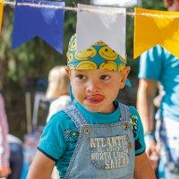 Семейный фестиваль «Лето на дворе»