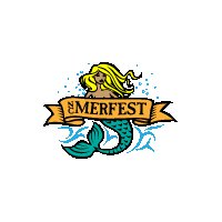 Merfest — фестиваль русалок в США
