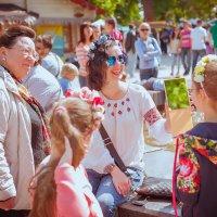 Фестиваль «Мамин день» в Киеве