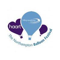 Фестиваль воздушных шаров в Нортгемптоне