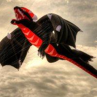 Международный фестиваль воздушных змеев в Портсмуте