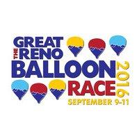 Фестиваль воздушных шаров The Great Reno Balloon Race