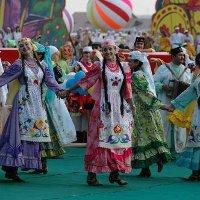 Фестиваль «Сабантуй» в Казани