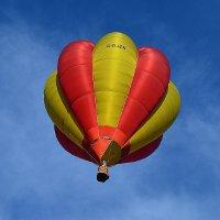 Международный фестиваль воздухоплавателей «Небесная ярмарка»