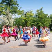 Фестиваль стиляг в Одессе