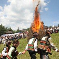 Фестиваль «Полонинское лето» в Карпатах