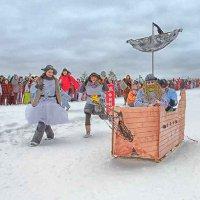 Winter SaniDay — зимний фестиваль в Санкт-Петербурге