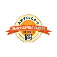 Американский парад в честь Дня благодарения в Детройте