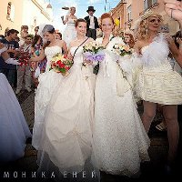 Закарпатский парад невест