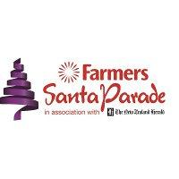 Рождественский парад в Окленде
