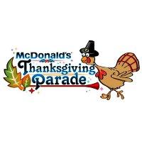 Парад McDonald's в честь Дня благодарения в Чикаго