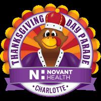 Парад Novant Health в честь Дня благодарения  в Шарлотт