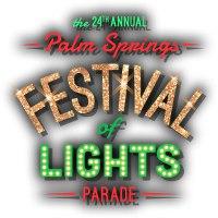 Парад Фестиваля огней в Палм-Спрингс