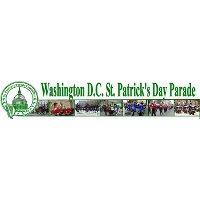 Парад в честь Дня святого Патрика в Вашингтоне