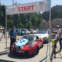 Electric Marathon — электромобильный марафон