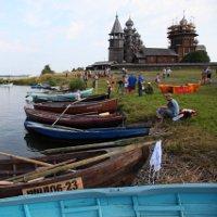 Международный фестиваль традиционного судостроения и судоходства «Кижская регата»