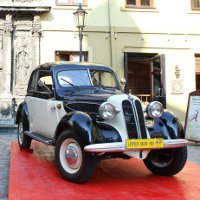 Leopolis Grand Prix — фестиваль ретро-автомобилей во Львове