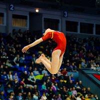Международный турнир по спортивной гимнастике Ukraine Nation Cup